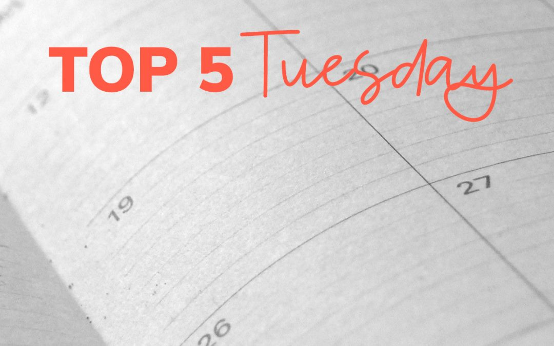 Top Five Tuesday — Ooops They Did It AGAIN!  MORE Great Dawes Songs