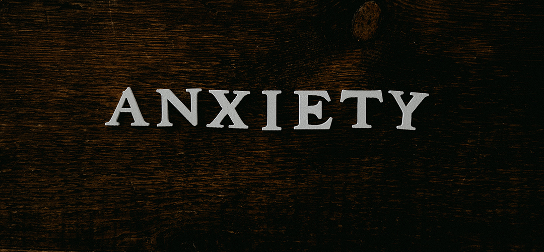 Guest Blogger – Chris Thayer – Anxiety