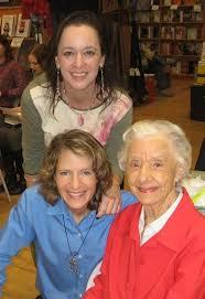 Betty X Davis, Meredith Davis and Cynthia Leitich Smith