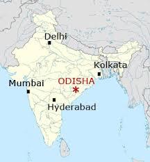 India Odisha