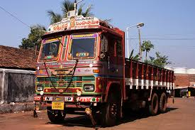 Indian Transport Truck