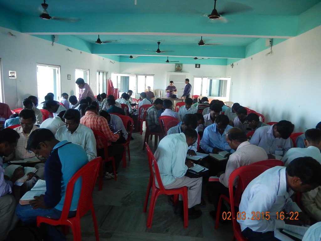 India Study For Real 2015