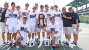 UVA Men's Tennis 2015