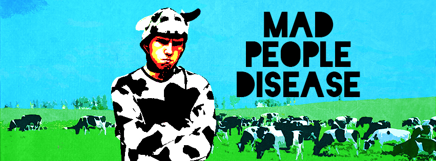 Mad People Disease (#BFC4E9