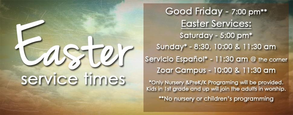 Easter 16