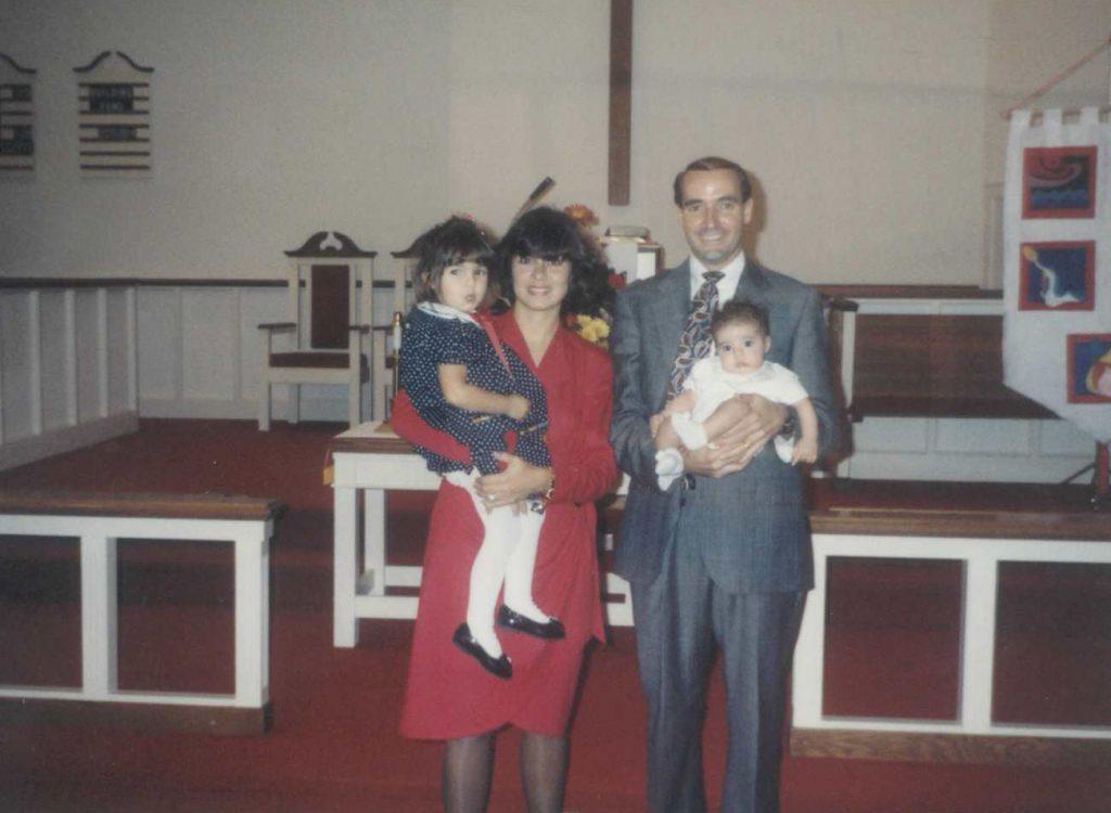Riley baptism 2