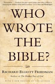 Who Wrote bible