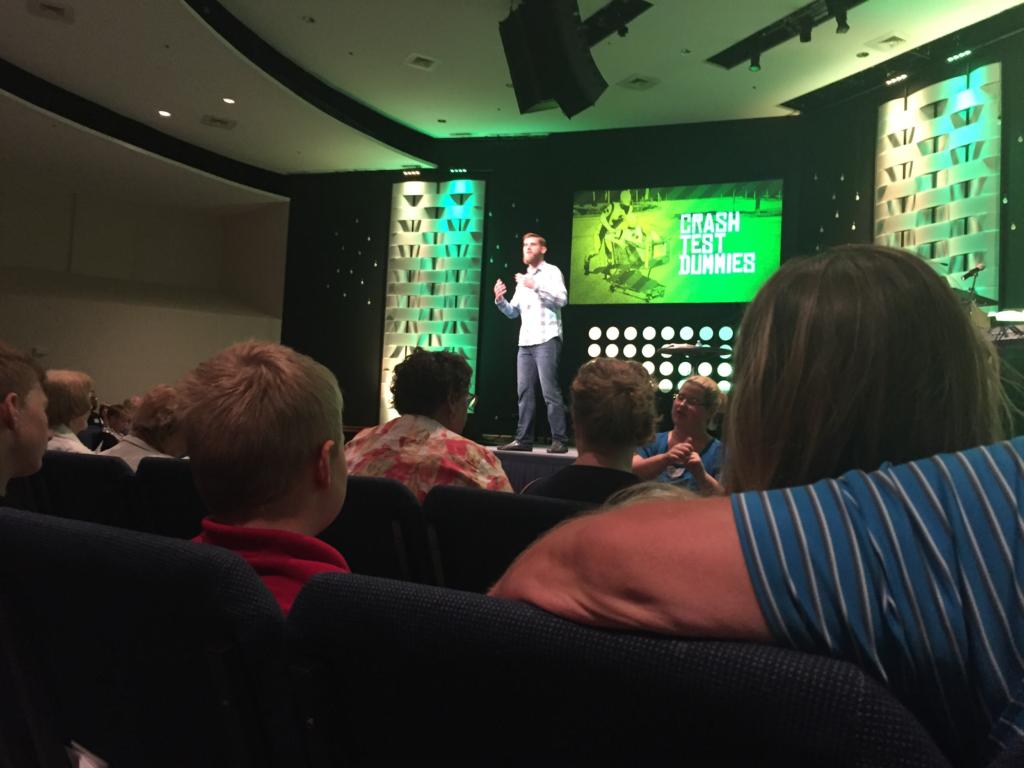 Thayer Preaching