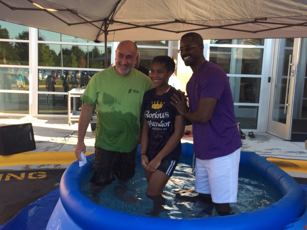 Baptism 2016 - Kemp
