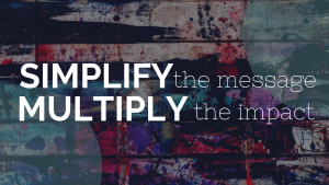 Simplify the Message Talbot Davis