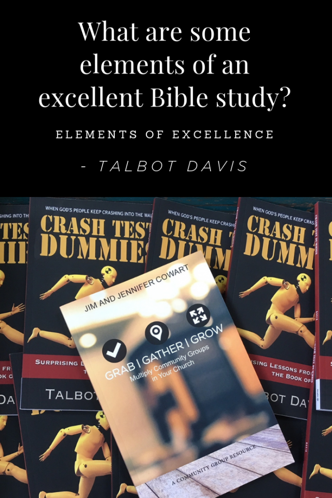 Elements of Excellence